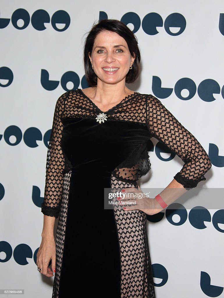 Sadie Frost attends the UK film premiere of 'Set The Thames On Fire' - on April 21, 2016 in London, United Kingdom.