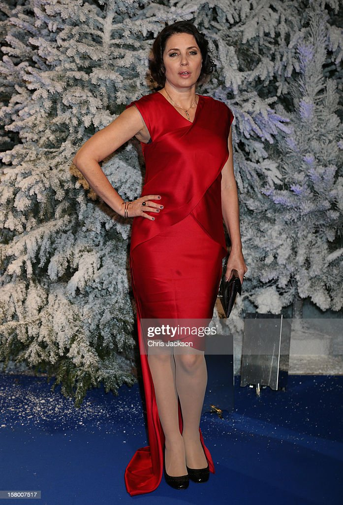 Sadie Frost attends the Winter Whites Gala at Royal Albert Hall on December 8, 2012 in London, England.