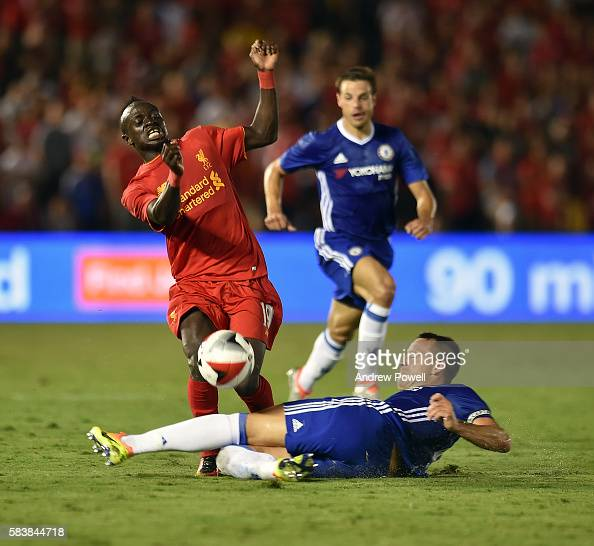 Liverpool Vs Chelsea: International Champions Cup 2016
