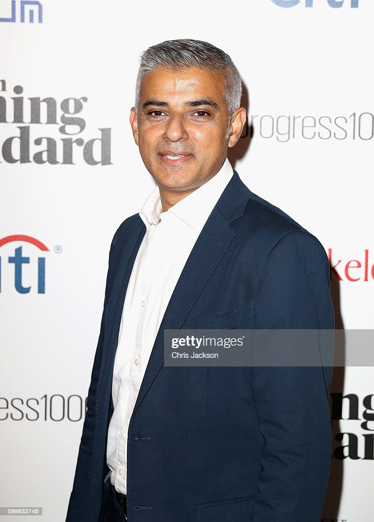 London Evening Standard's Progress 1000 - Red Carpet Arrivals