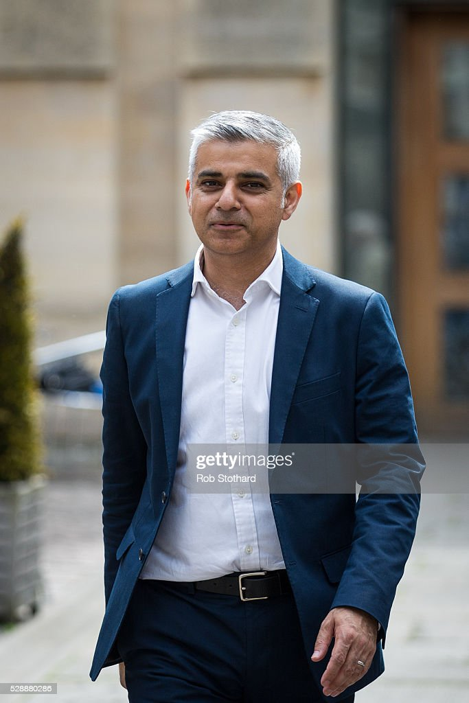 Sadiq Khan Begins His Term As Mayor Of London