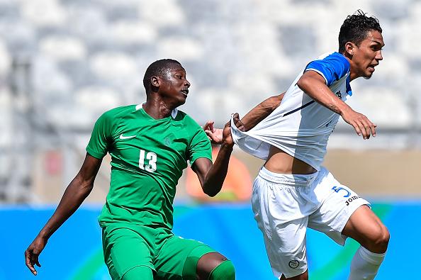 Honduras vs Nigeria