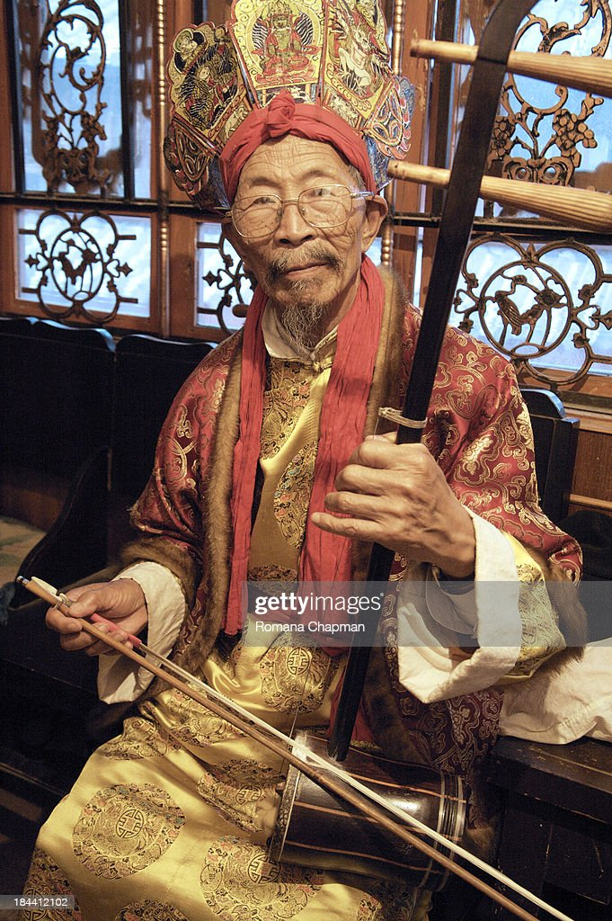 CONTENT] Sadly only 20 of these Dongbas survive to play China's most ancient music brought to Yunnan by no one else but Kublai Khan the Mongolian...