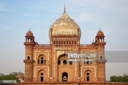 Safdarjung's Tomb : Stock Photo