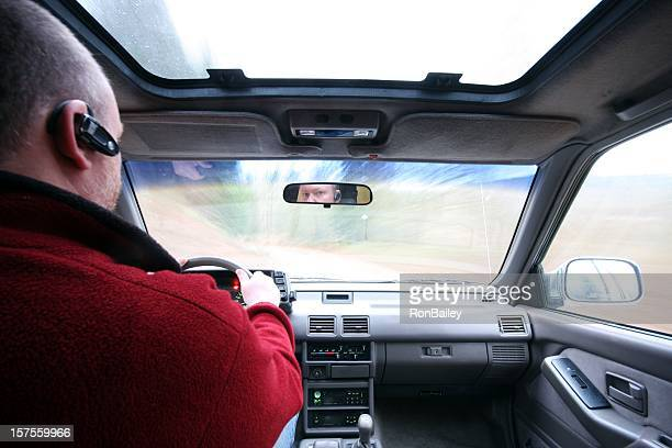Safe Driving With Hands-Free Cell Phone