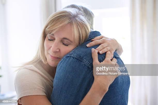 Safe in seine Arme