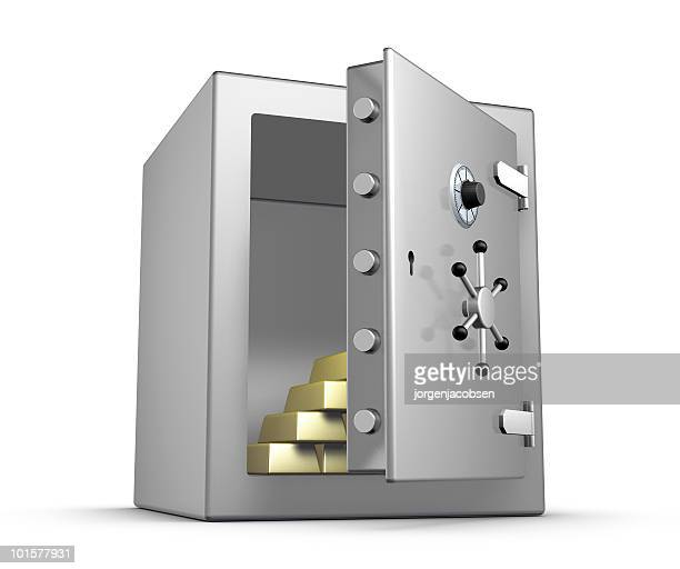Safe in stainless steel
