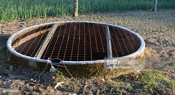Safe irrigation well