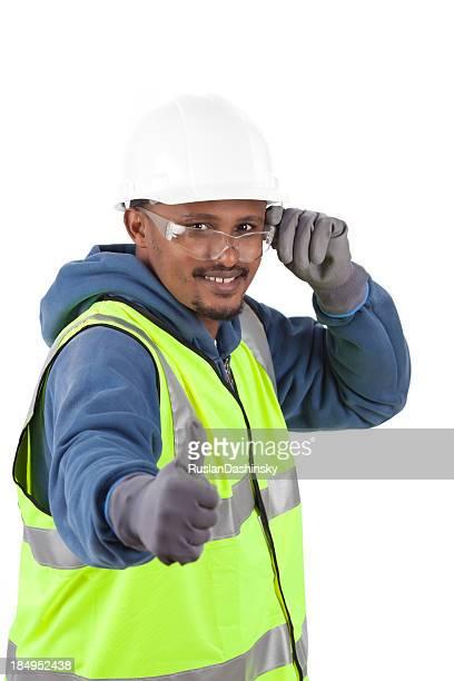 La sécurité au travail.