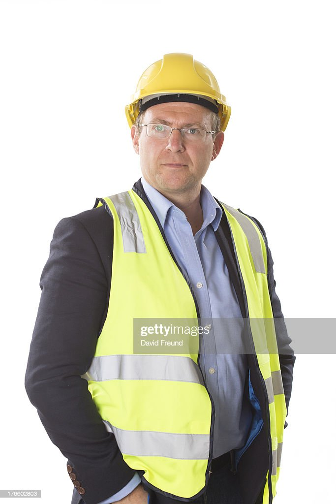 Safety Businessman