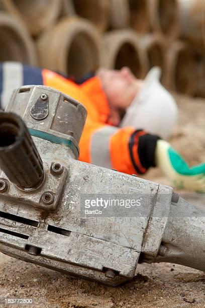 inportant de la seguridad en el trabajo. Pueden ocurrir accidentes muy a menudo.
