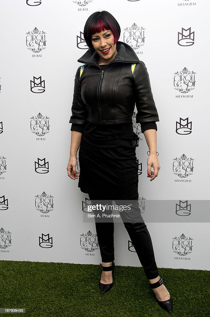 Saffron Sprackling attends as the nightclub celebrates its third birthday at One Marylebone on May 2, 2013 in London, England.