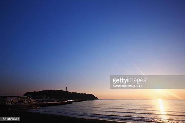 Sagami Bay, Kanagawa Prefecture, Japan