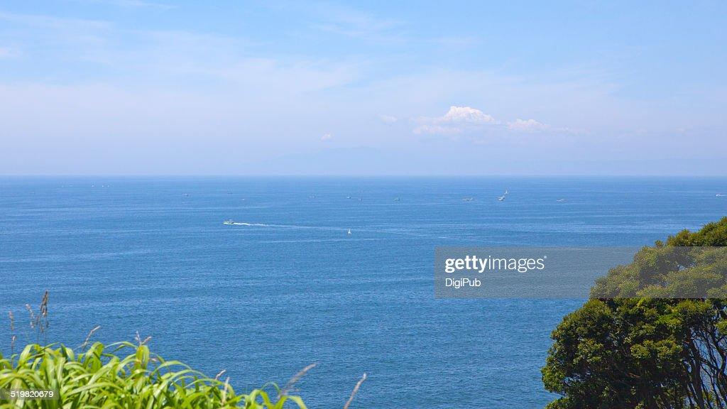 Sagami Bay view from Enoshima