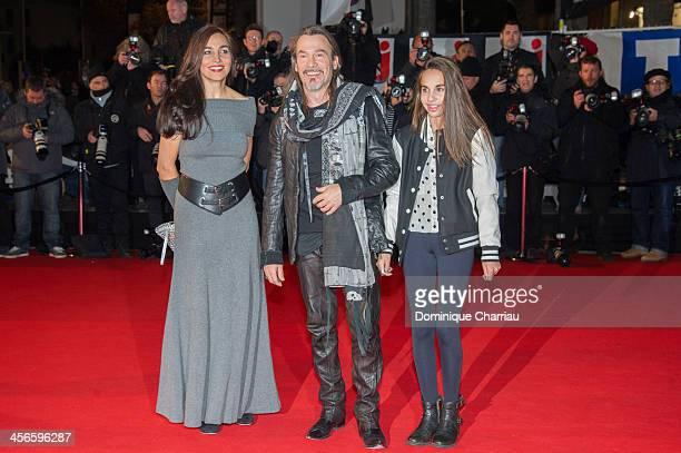 Sagamore Stevenin arrives at the 15th NRJ Music Awards at Palais des Festivals on December 14 2013 in Cannes France