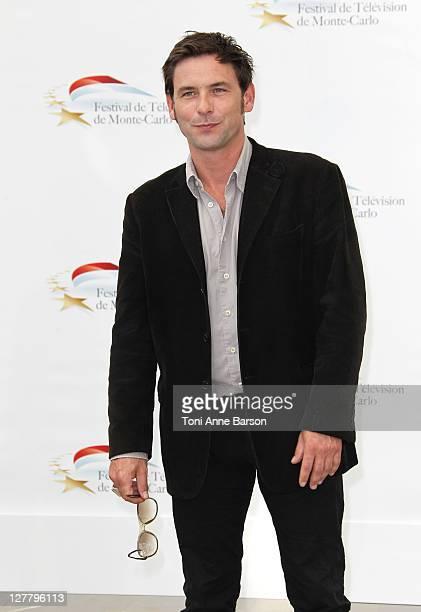 Sagamore Stevenin attends Photocall for 'T'es Pas La Seule' at the Grimaldi Forum on June 10 2011 in Monaco Monaco