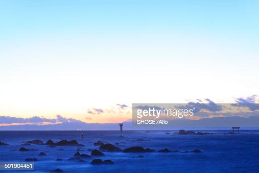 Sagamy Bay, Kanagawa Prefecture, Japan