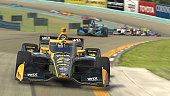 NY: IndyCar iRacing Challenge American Red Cross Grand Prix