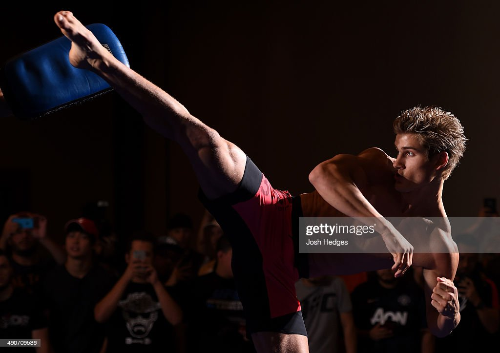 UFC 192 Open Workouts