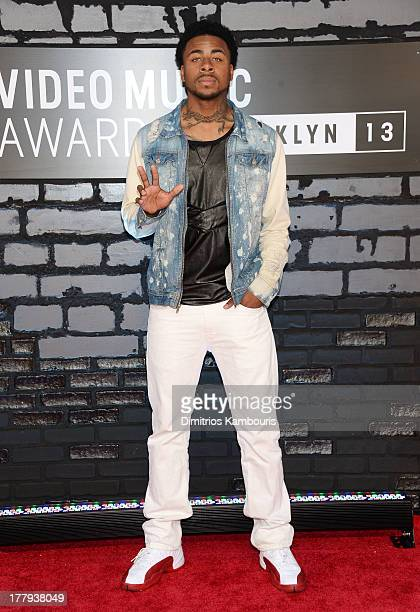 Sage The Gemini attends the 2013 MTV Video Music Awards at the Barclays Center on August 25 2013 in the Brooklyn borough of New York City