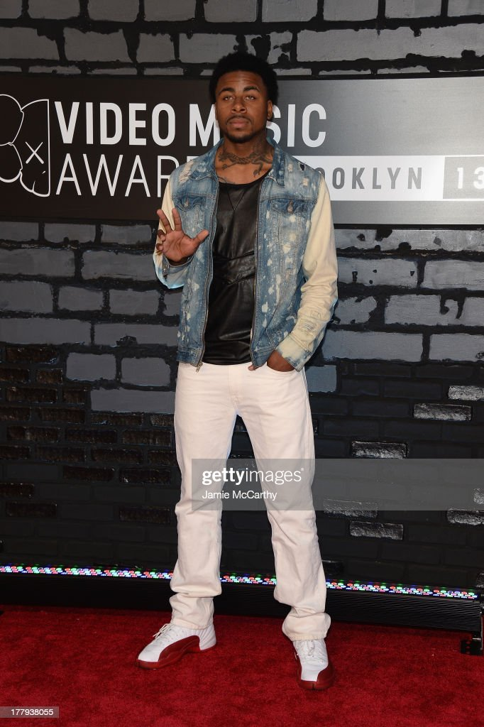 Sage the Gemini attends the 2013 MTV Video Music Awards at the Barclays Center on August 25, 2013 in the Brooklyn borough of New York City.