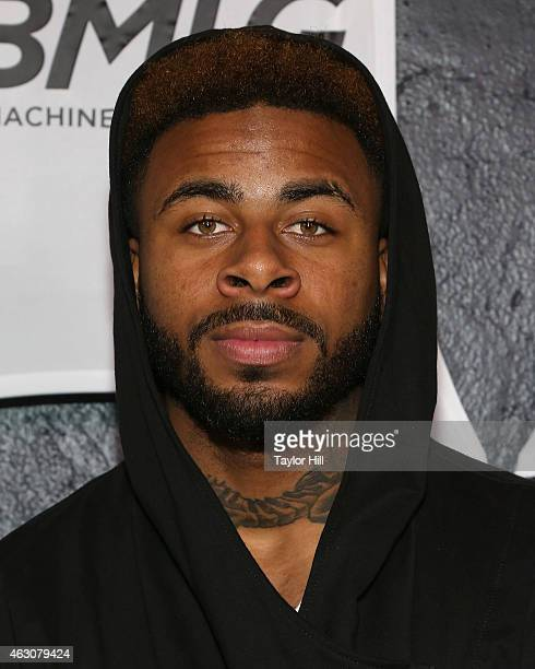 Sage the Gemini attends the 2015 Republic Records And Big Machine Label Group Post GRAMMY Celebration at Warwick on February 8 2015 in Los Angeles...