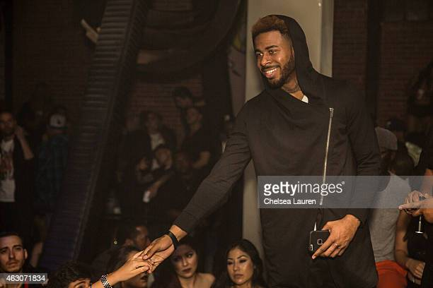 Sage The Gemini attends Wiz Khalifa's postGrammy party at Project La on February 8 2015 in Los Angeles California