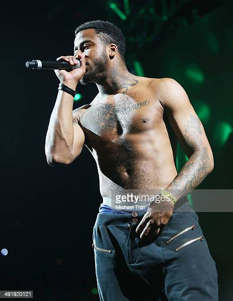 Sage The Gemini performs onstage during the Power 106 FM Presents Powerhouse held at Honda Center on May 17 2014 in Anaheim California