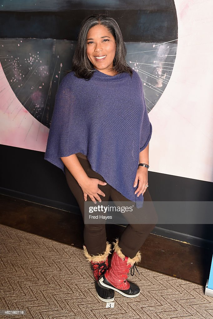SAGIndie National Director Darrien Michele Gipson attends the SAG Indie Actors Only Brunch during the 2015 Sundance Film Festival at Cafe Terigo on...
