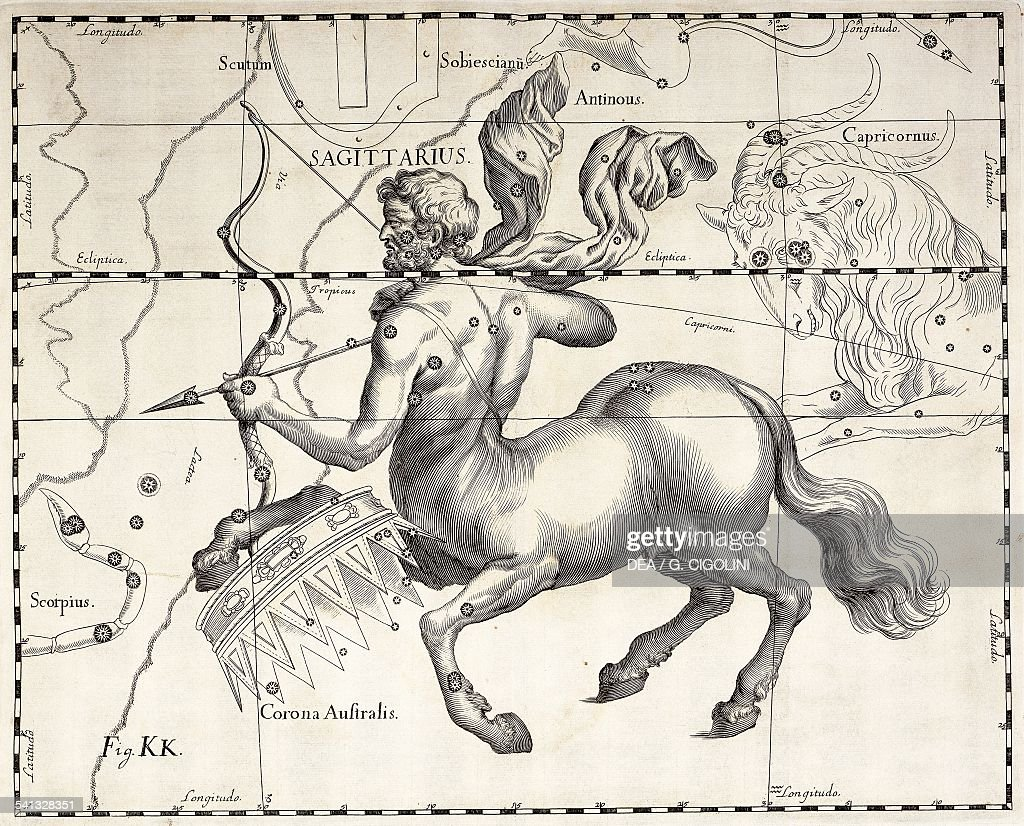 sagittarius stock photos and pictures getty images