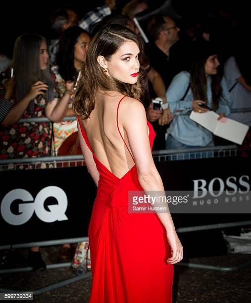 Sai Bennett arrives for GQ Men Of The Year Awards 2016 at Tate Modern on September 6 2016 in London England