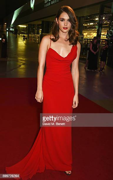 Sai Bennett attends the GQ Men Of The Year Awards 2016 at the Tate Modern on September 6 2016 in London England
