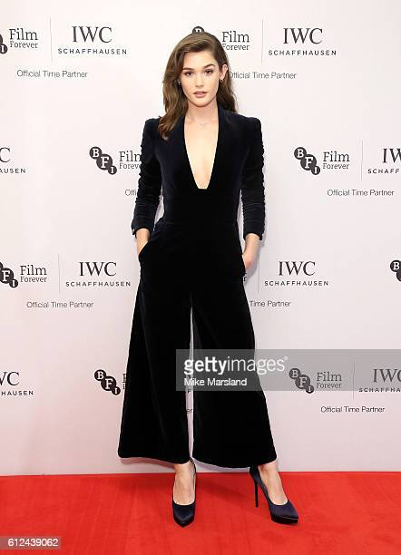 Sai Bennett attends the IWC Gala Dinner in honour of the British Film Institute at Rosewood Hotel on October 4 2016 in London England