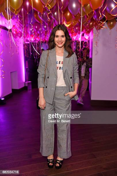 Sai Bennett attends the launch of The Curtain in Shoreditch on May 11 2017 in London England