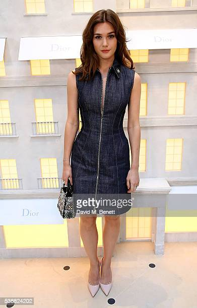Sai Bennett attends the opening of the House Of Dior on New Bond Street on June 8 2016 in London England