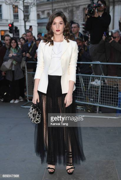 Sai Bennett attends the Portrait Gala 2017 at the National Portrait Gallery on March 28 2017 in London England
