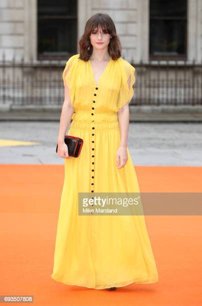 Sai Bennett attends the preview party for the Royal Academy Summer Exhibition at Royal Academy of Arts on June 7 2017 in London England