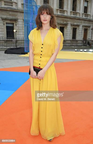 Sai Bennett attends the Royal Academy Of Arts Summer Exhibition preview party at Royal Academy of Arts on June 7 2017 in London England