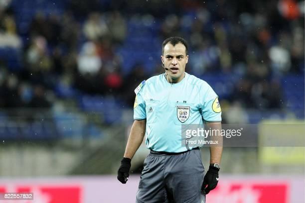 Said ENNJIMI Sochaux / Grenoble 17e journee Ligue 1 Stade Bonal Sochaux