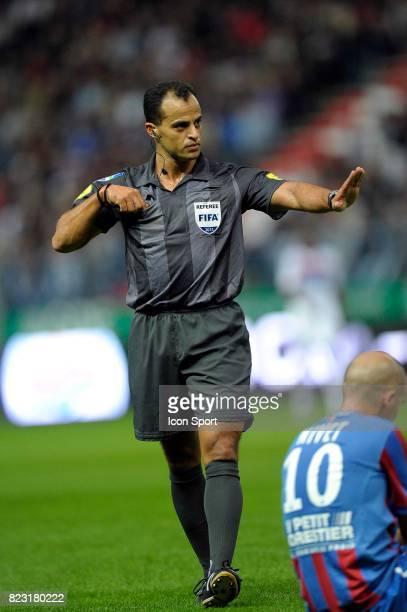 Said ENNJIMI Caen / Lyon 7e journee de Ligue 1