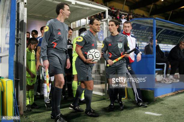 Said ENNJIMI Auxerre / Lyon 10eme journee de Ligue 1