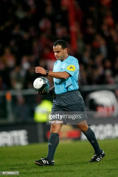 Said ENNJIMI Valenciennes / Saint Etienne 26e journee Ligue 1 Stade Nungesser