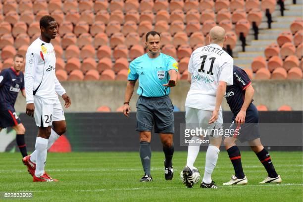 Said ENNJIMI PSG / Boulogne 30eme journee de Ligue 1 Parc des Princes Paris