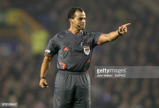 Said Ennjimi Referee
