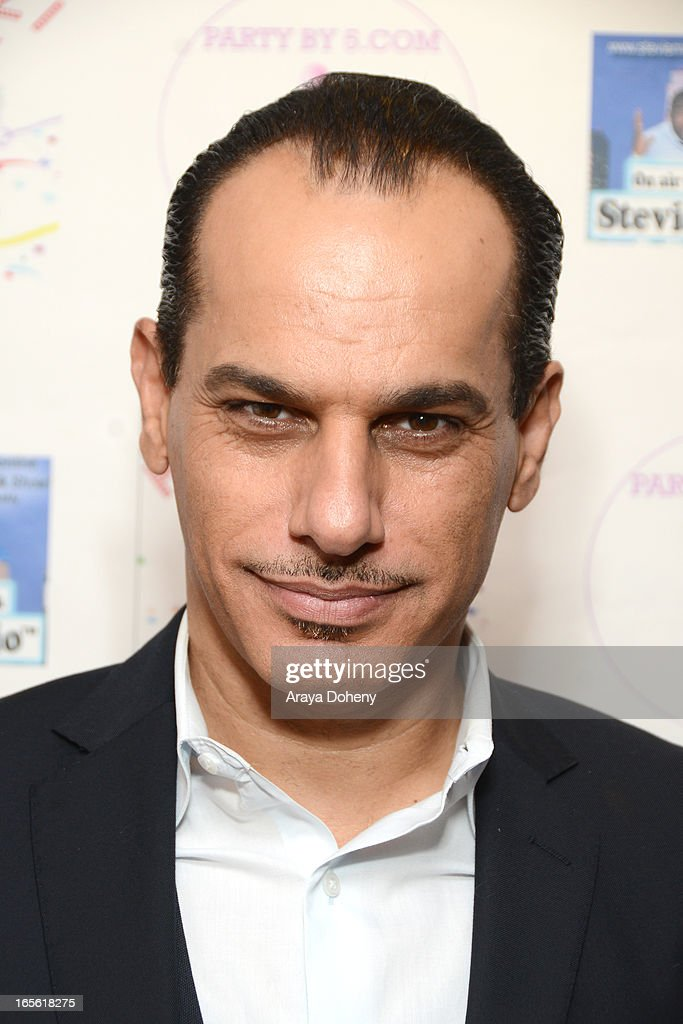 Said Faraj attends the 3rd Annual Paparazzi Comedy Awards Supporting Autism Awareness on April 4, 2013 in Los Angeles, California.