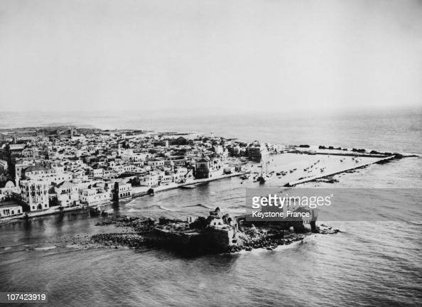 Saida In Lebanon On 1939 1940