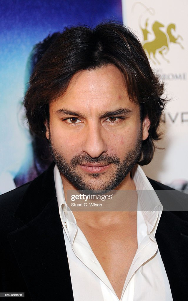 <a gi-track='captionPersonalityLinkClicked' href=/galleries/search?phrase=Saif+Ali+Khan&family=editorial&specificpeople=3117032 ng-click='$event.stopPropagation()'>Saif Ali Khan</a> attends a photocall for 'Race 2' at Hippodrome Casino on January 14, 2013 in London, England.