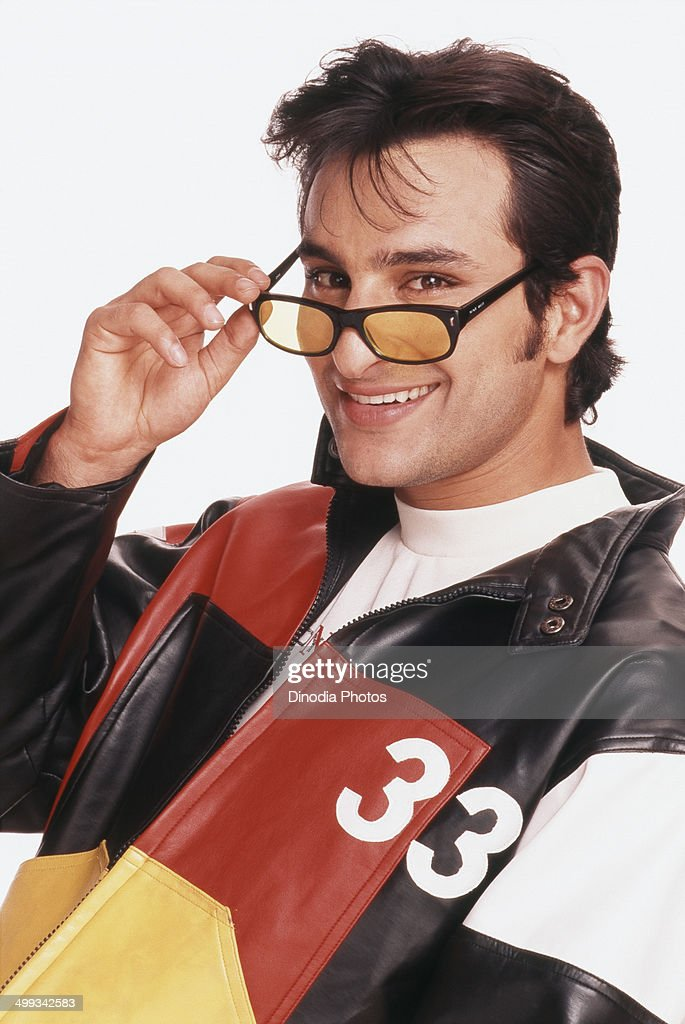 1999, <a gi-track='captionPersonalityLinkClicked' href=/galleries/search?phrase=Saif+Ali+Khan&family=editorial&specificpeople=3117032 ng-click='$event.stopPropagation()'>Saif Ali Khan</a> wearing spectacles.