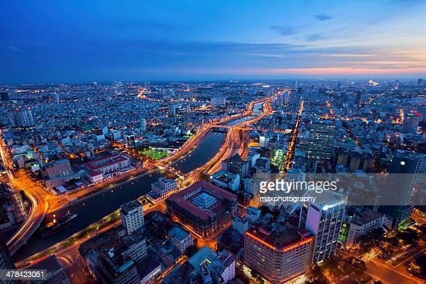 Saigon - Dong Tay Highway