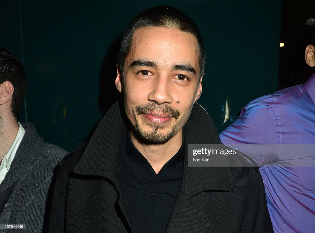 Saiko Thlang attends the Sam Bobino DJ Set Party At The Hotel O on April 25, 2013 in Paris, France.